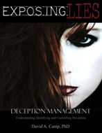 Buy Exposing Lies, Deception Management Today!